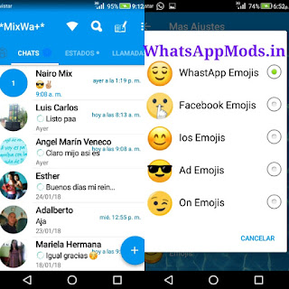 WhatsAppMix v7.30 WhatsAppMods.in