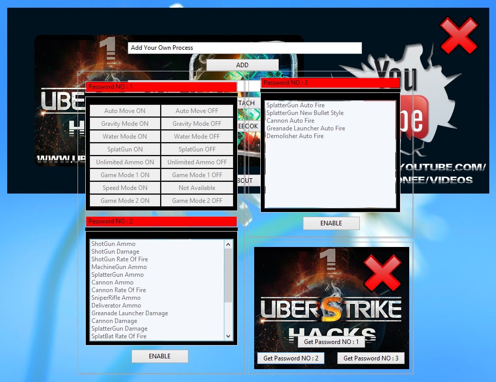 Mr Game Hacks Uberstrike Hacks 1 Hack Tool V1 7