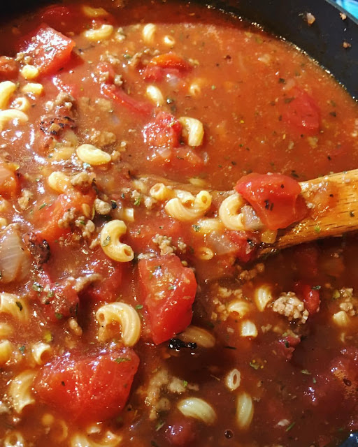 Britches and Boots : A Place I Call Home: Hey Good Lookin' - Goulash