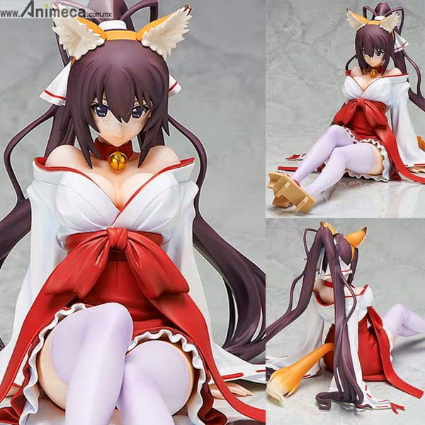 FIGURA HOUKI SHINONONO Kitsune Miko Ver. IS Infinite Stratos