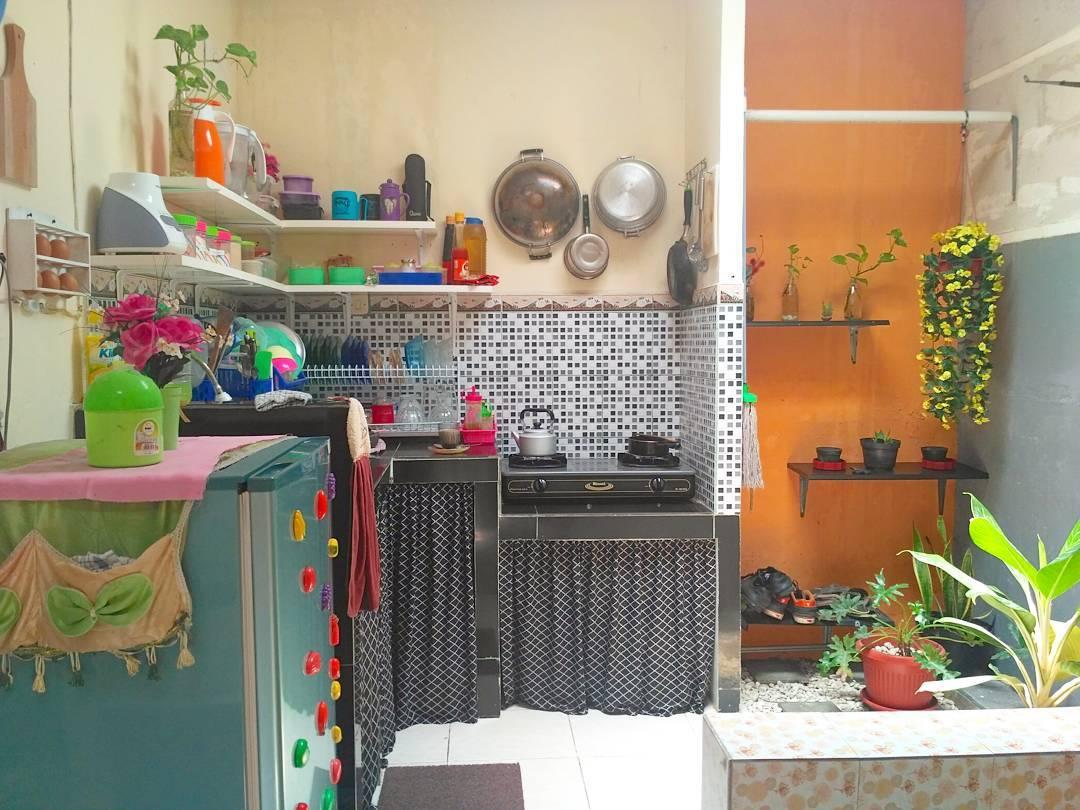 Hiasan Dinding Untuk Dapur Kecil Deco Desain Rumah