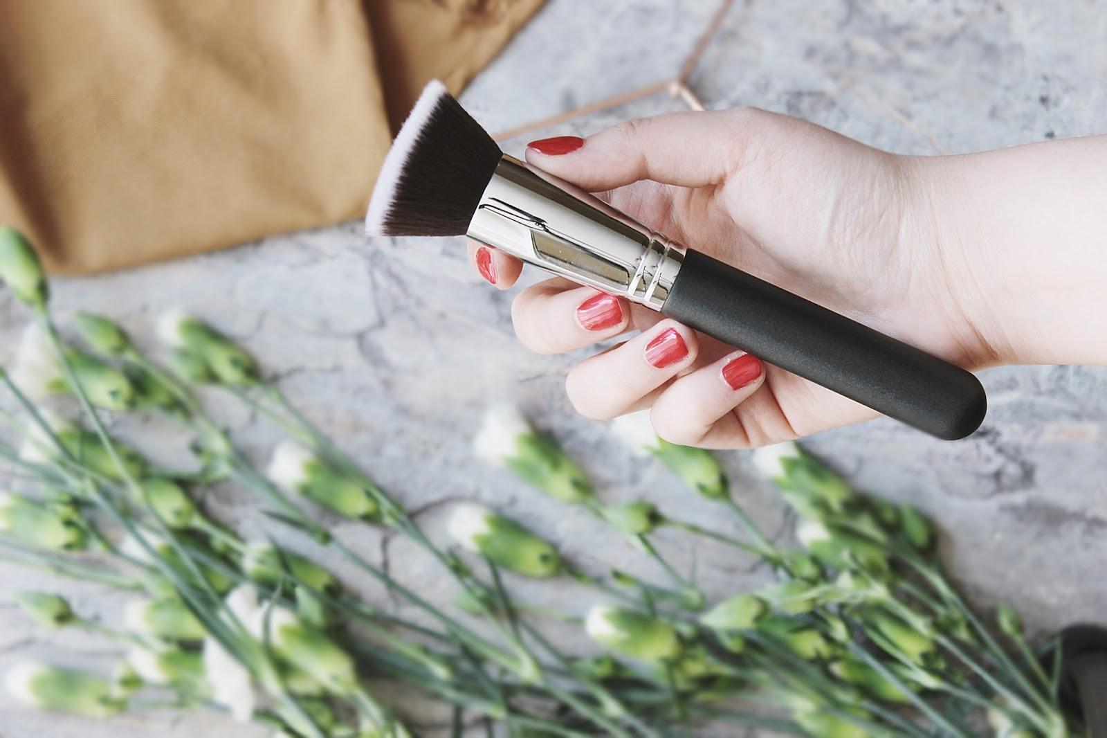 Ekstrawagancka blog, kosmetyki, pędzle do makijażu, najlepsze, ranking