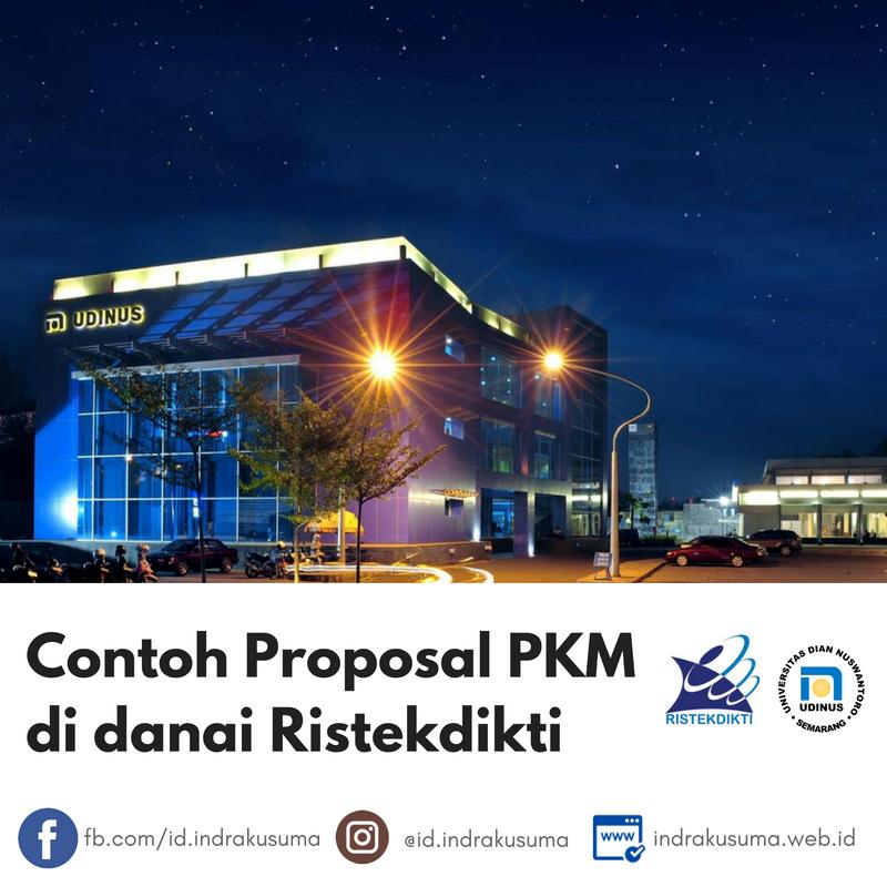 Contoh Proposal PKM Yang Didanai Dikti - AFF System
