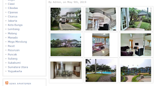 foto kondisi villa