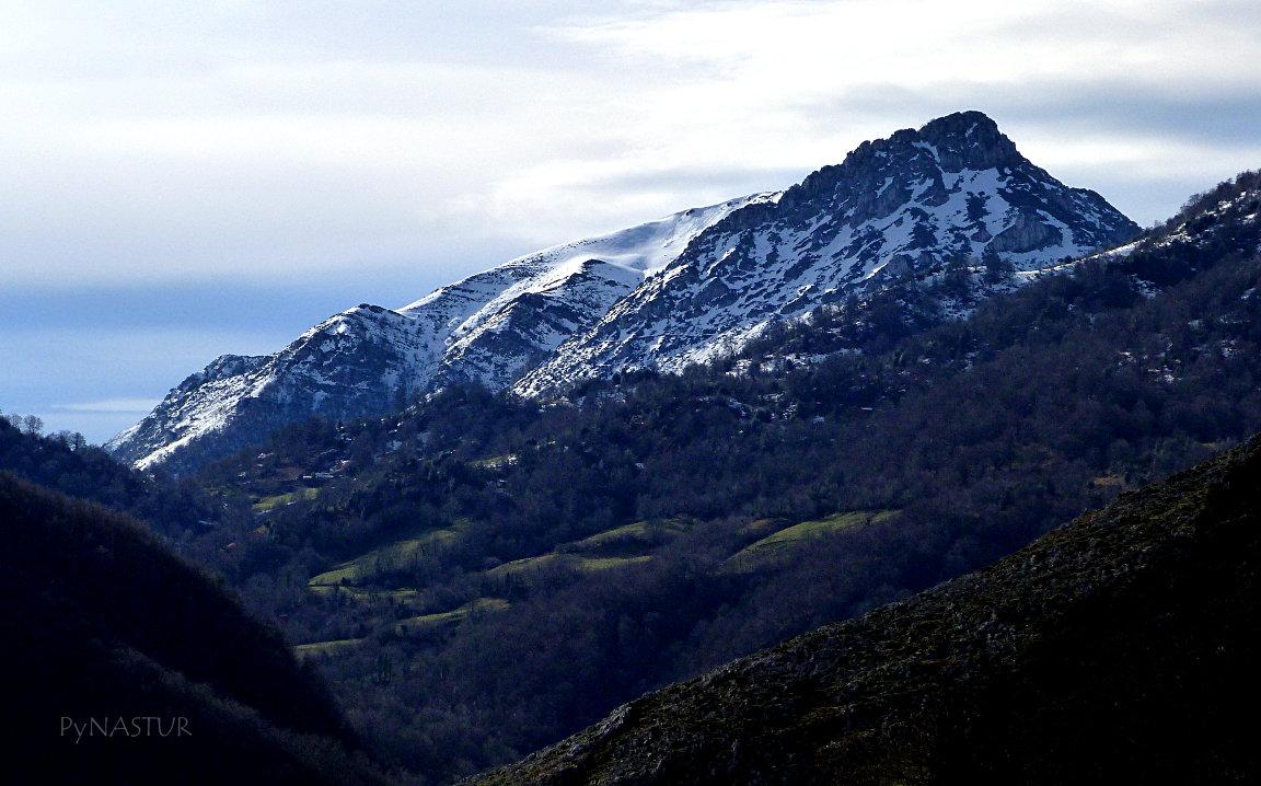 Pico Zorru - Parque Natural de Ponga - Asturias