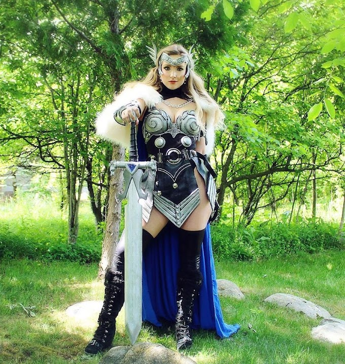 Cosplayers - Butterfly