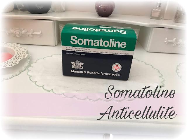 somatoline anticellulite bustine