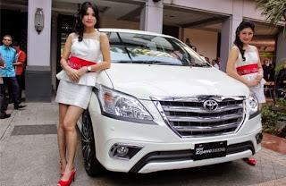 toyota kijang innova 2014 - test drive