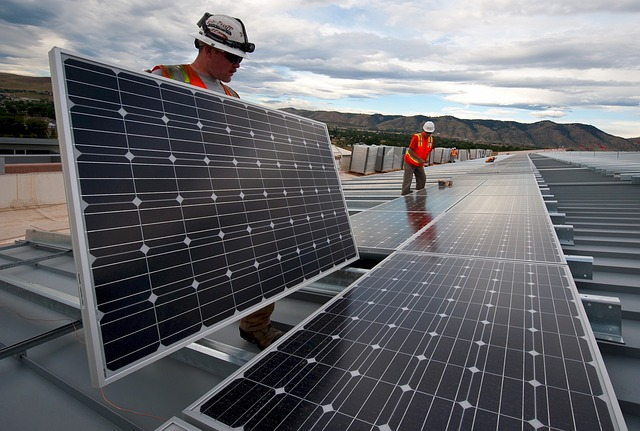 What to do with waste solar panels