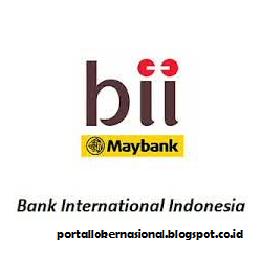 Lowongan Kerja PT. BANK INTERNASIONAL INDONESIA (BII), Tbk