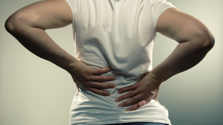 50% off No More Back Pain: Exercises, Nutrition Secrets and Massage!