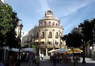 Foto del centro de Jerez