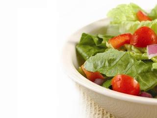 Fase de ataque completada, es hora de meter algo de vegetales y verduras en la dieta.