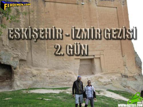 2014/10/05 Frig & Lidya Turu 2. Gün (Eskişehir/Seyitgazi - Afyonkarahisar/Kayıhan Köyü)