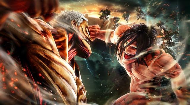 الكشف رسميا عن الأجهزة التي تستقبل لعبة Attack on Titan 2 و نسخة غير متوقعة ...