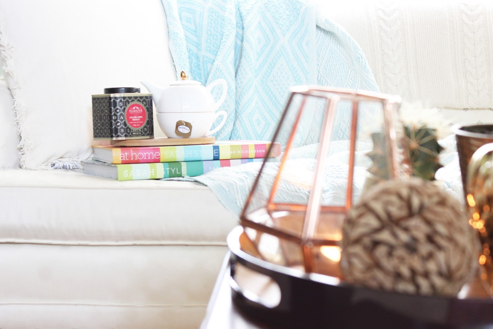 Sarah Richardson Off The Grid sarah off the grid and cozy weekends | the green bows