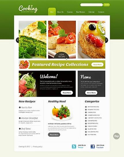 thiết kế website bán hàng bánh ngọt đẹp