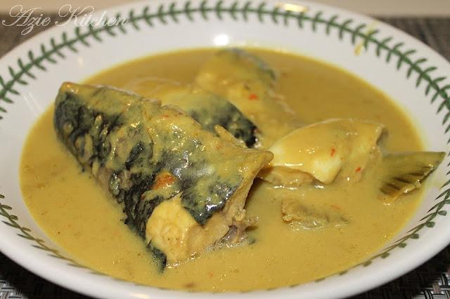 Ikan Patin Gulai Tempoyak