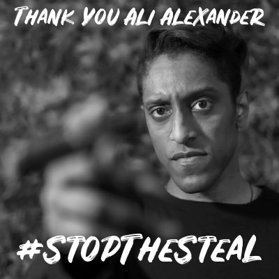 #StopTheSteal manages to save the day in Florida and Georgia
