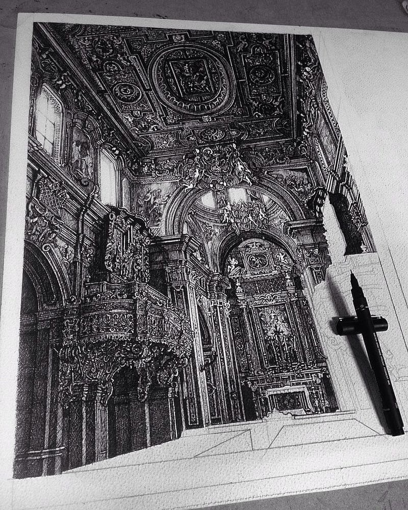 14-Cathedral-Wip-Liam-Hipple-Complexity-in-Architectural-Drawings-www-designstack-co