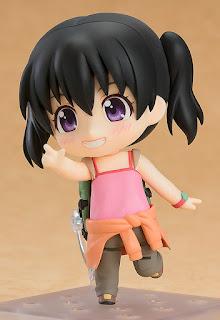 "Nendoroid Hinata Kuraue de ""Encouragement of Climb"" - Good Smile Company"