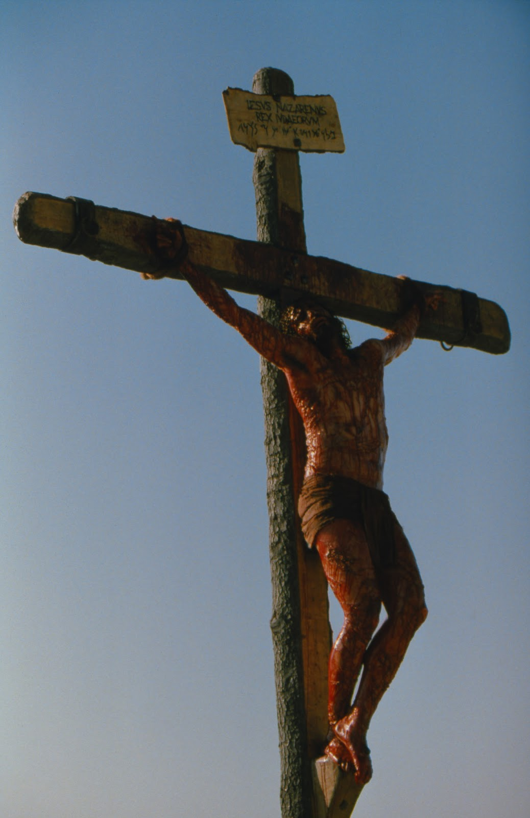 The Crucified Lovers: Anchor Community Church: Why Do I Believe In The Crucifixion?