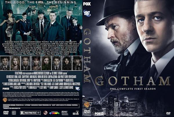 Gotham 1ª Temporada Torrent – 720p Dual Áudio (2015)