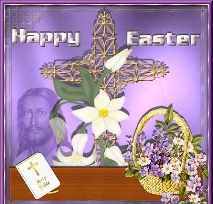 Happy Easter SMS