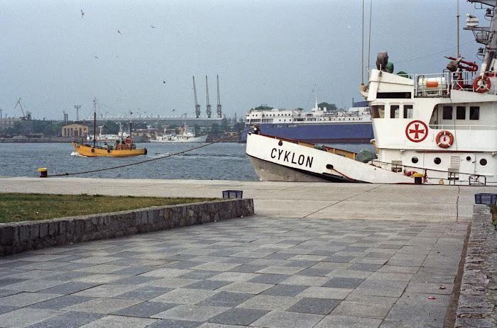 Gdansk, Gdynia, © L. Gigout, 1990