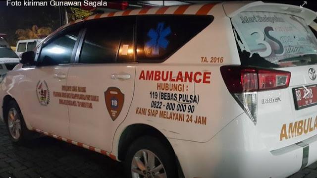 Heboh Pasien RSU Tarutung Meninggal di Ambulans, Pemicunya Bikin Miris dan Geram