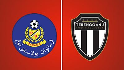 Live Streaming Keputusan Pahang vs Terengganu Liga Super 9.2.2019