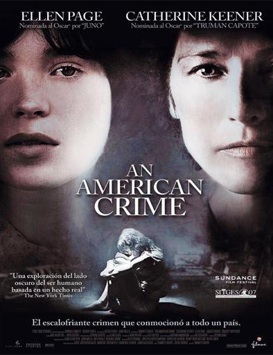 Ver El encierro (An American Crime) (2007) Online
