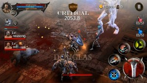 Screenshot Blood Warrior MOD APK