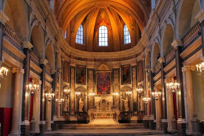 Chapelle de la Trinité Lyon