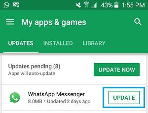 Cara Mengembalikan Nama Kontak di WhatsApp
