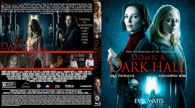 Down a Dark Hall Bluray