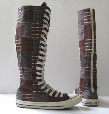 Converse Sneakers Tall Knee High Chuck Taylor Sneaker