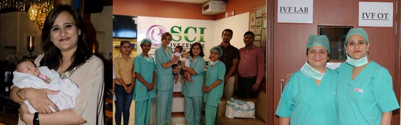 Surrogacy Clinic, Dr Shivani Sachdev Gour, SCI IVF Hospital, SCI Healthcare, IVF Doctor in Delhi