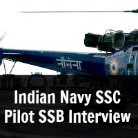 Indian Navy SSC Pilot SSB Interview Date Jun 2014 Batch