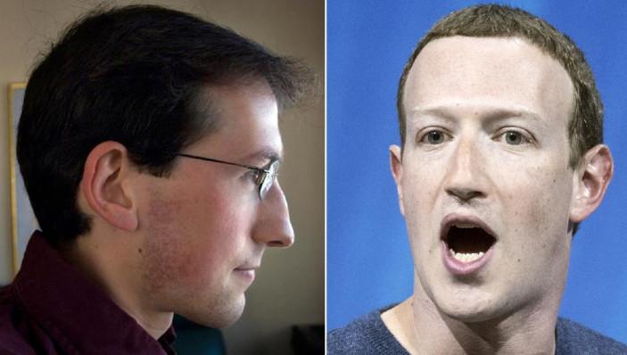 تارودانت24 زميل زوكربيرغ: فيسبوك خدعة ومارك أكبر محتال في التاريخ