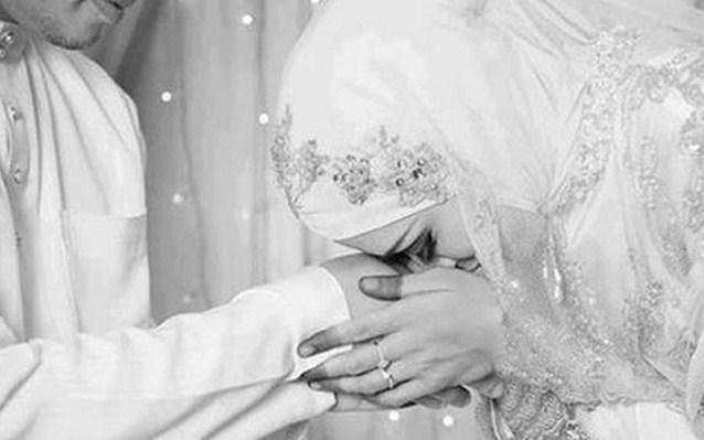 menghormati suami