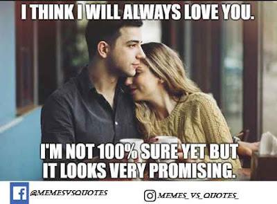 I think i will love you