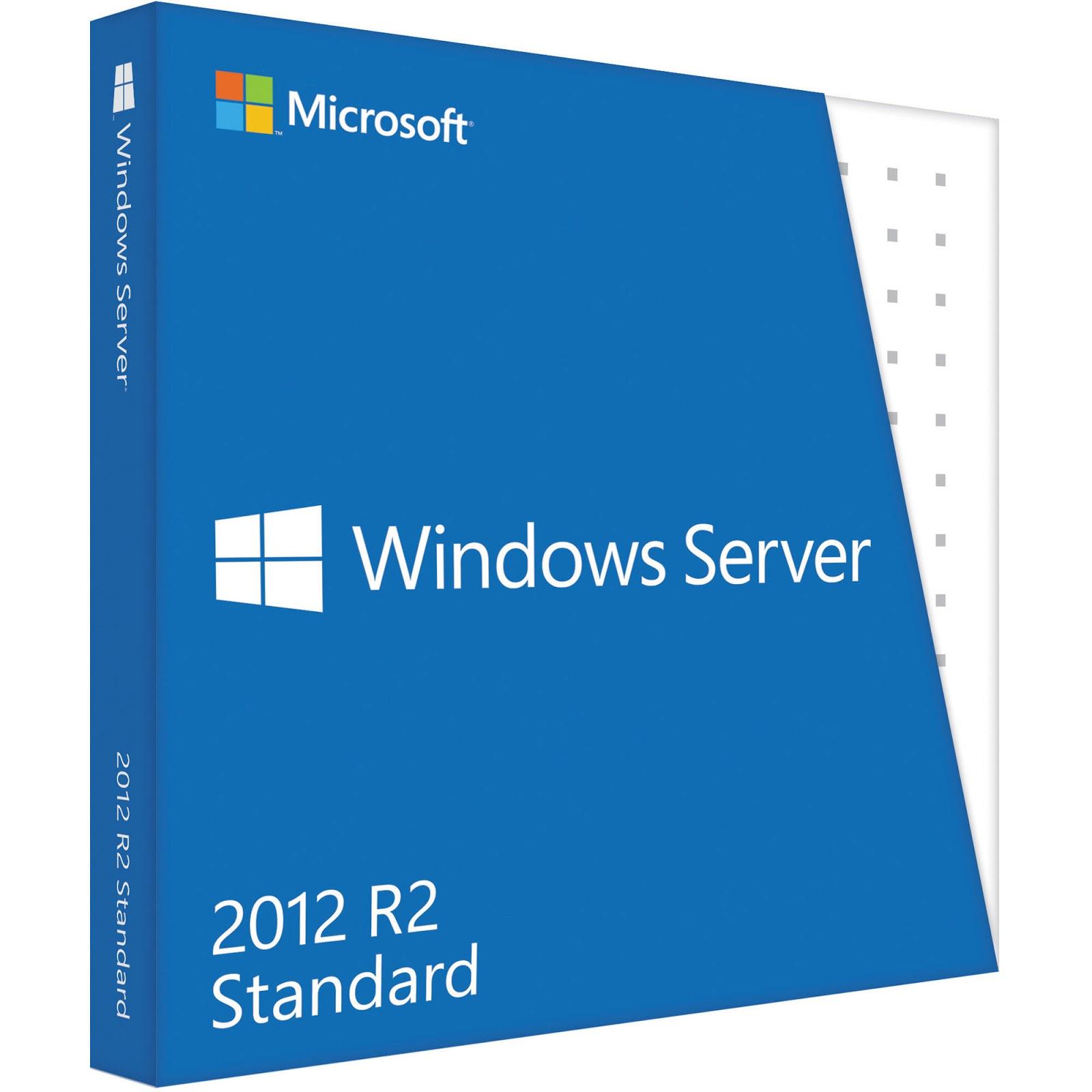 windows server 2012 r2 standard iso trial