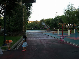 バンコクの公園