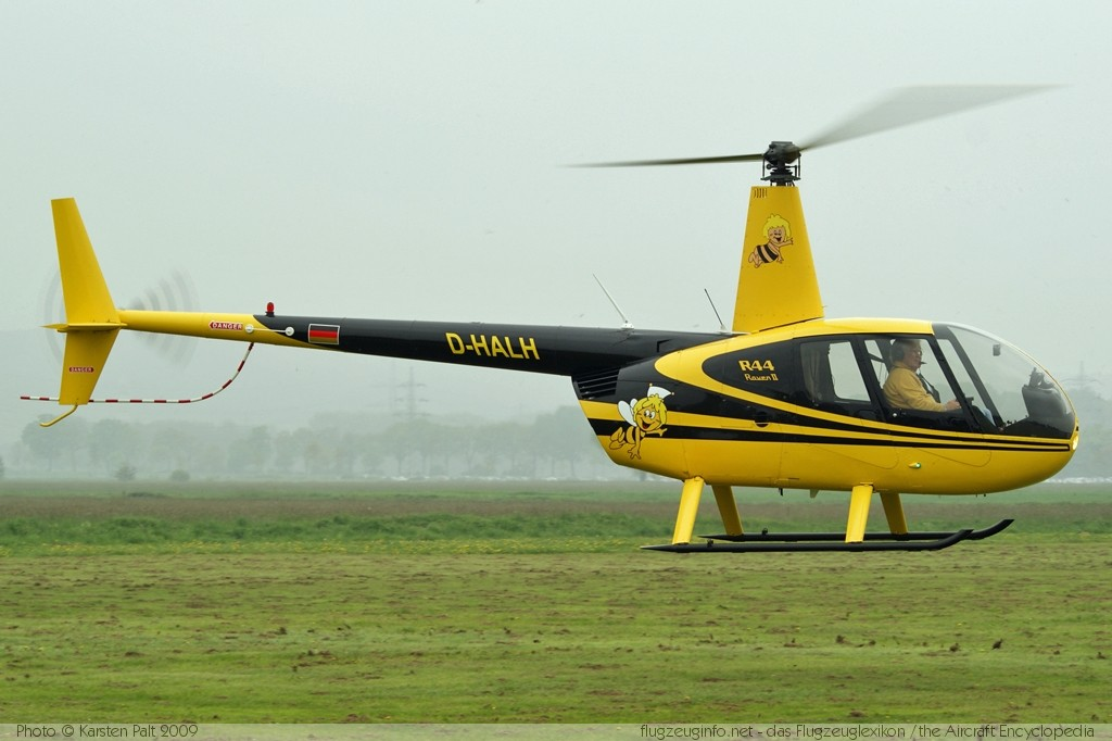Robinson R44 Helicopter - Image Copyright BlogSpot.Com