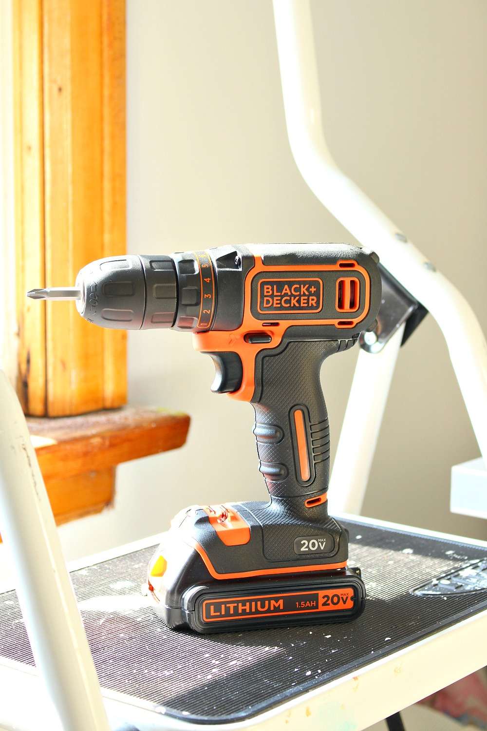 Black + Decker 20V Cordless Drill Review