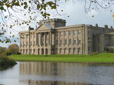 Lyme Park, Cheshire - Pemberley in the BBC's 1995  adapation of Pride and Prejudice