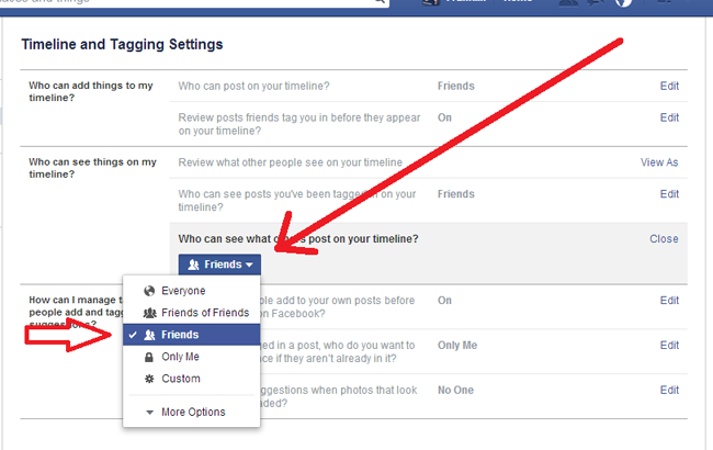 Avoid Putting Too Much Information about You in Facebook