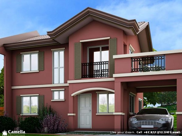 Freya - Camella Alta Silang| Camella Affordable House for Sale in Silang Cavite