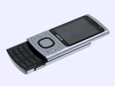 Nokia 6700 slide trượt đẹp